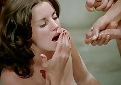 Bukkake vintage porn
